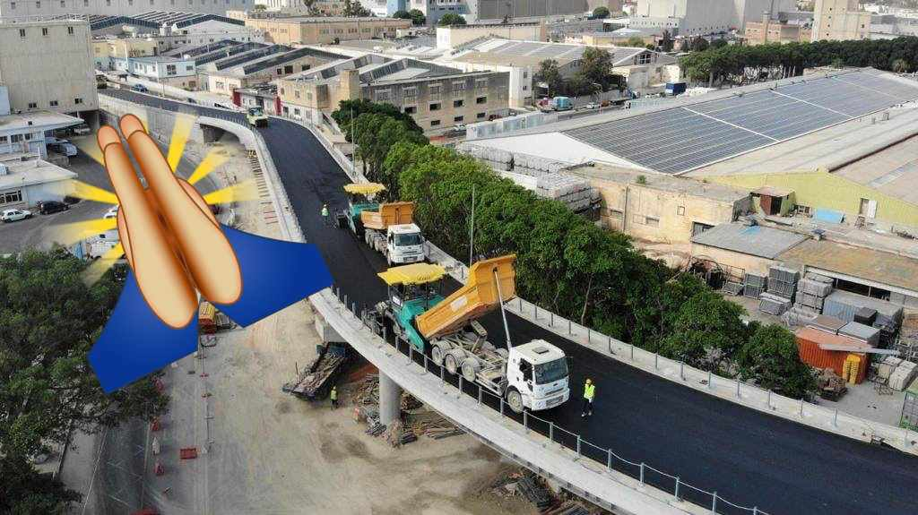 Where Will The New Marsa Flyover Take You? 🛣