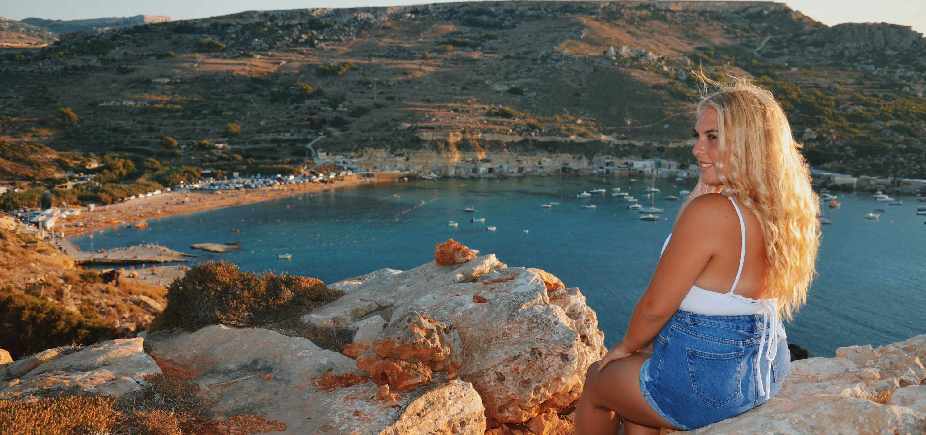 Meet Lara! 🙋‍♀️ She's Malta's Top Online Tour Guide!