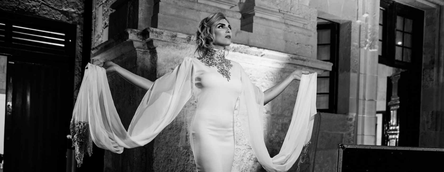 Meet Malta's Transgender Queen, Karly May 👸🏼