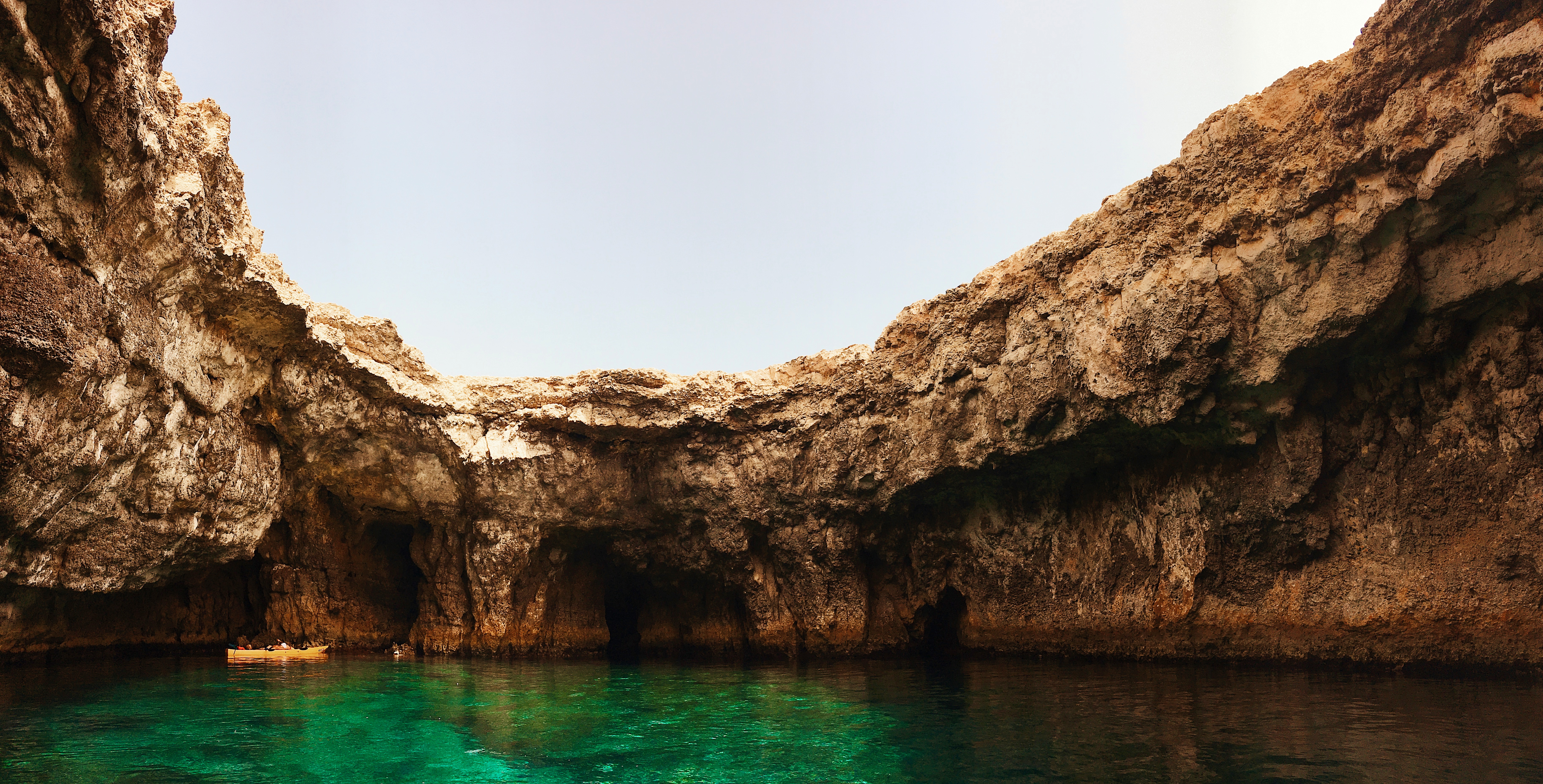 Have you been to this collapsed cave in Mellieha? 😍