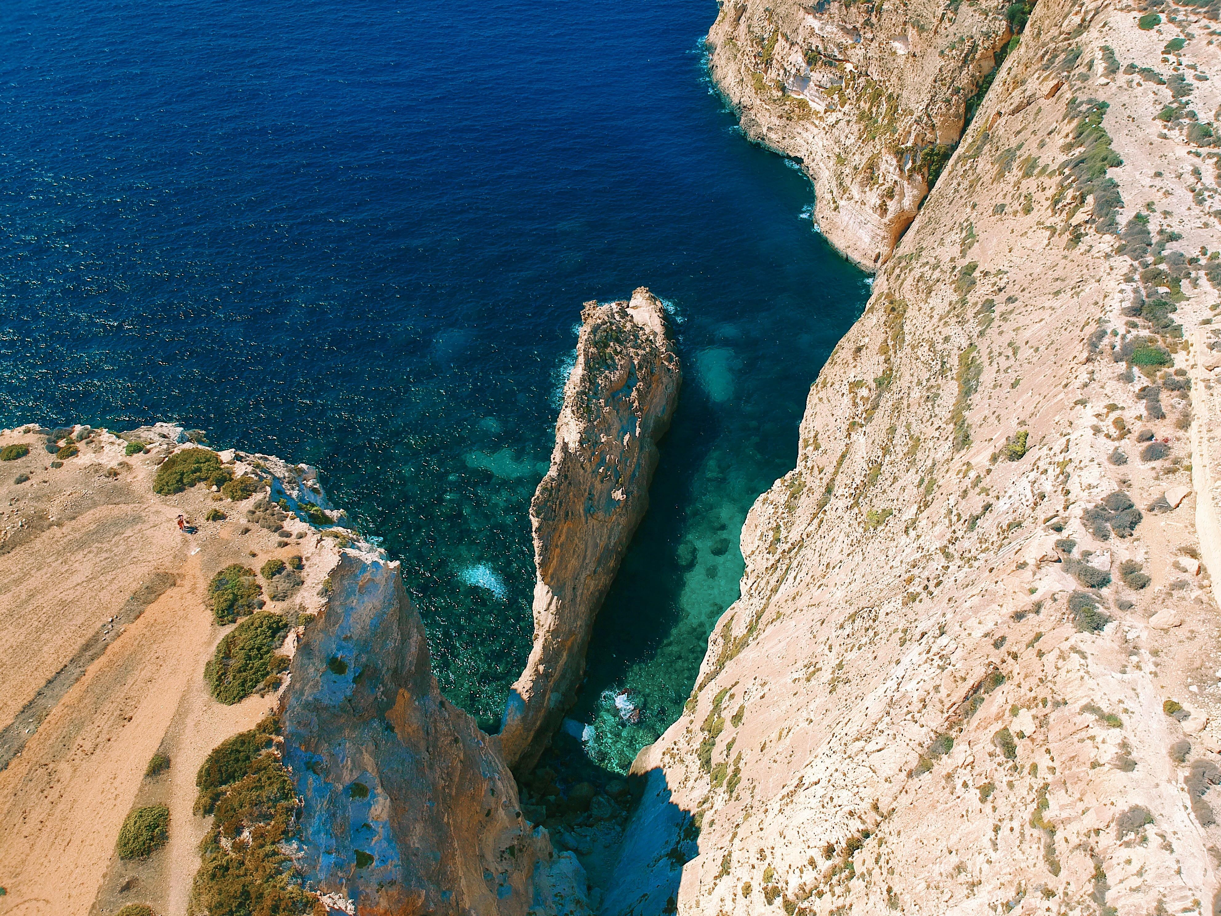 The Stunning Xaqqa Cliffs of Siggiewi 😍